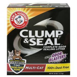 Arm & Hammer Clump & Seal Multi Cat
