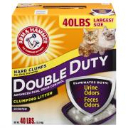 Arm & Hammer Double Duty Clumping Litter Extra Value Size