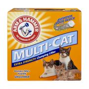 Arm & Hammer Multi Cat Unscented Litter