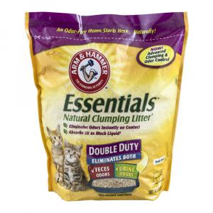 Arm & Hammer Essentials Double Duty Clumping Litter