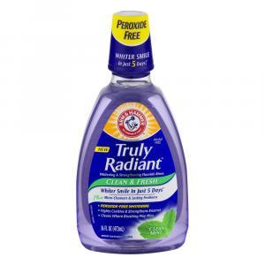 Arm & Hammer Truly Radiant Clean & Fresh Rinse