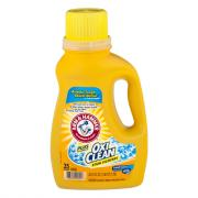 Arm & Hammer Plus Oxi Clean Fresh Scent Liquid Detergent