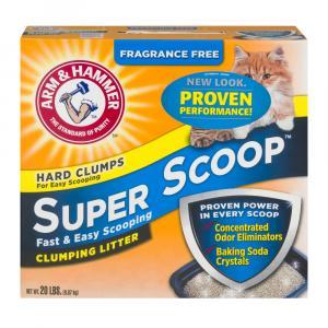 Arm & Hammer Superior Scoop Cat Litter