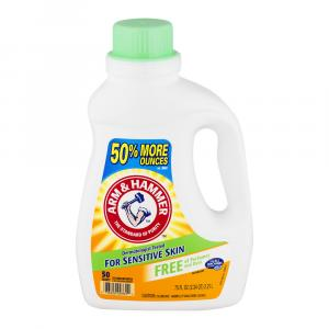 Arm & Hammer 2x Ultra for Sensitive Skin Laundry Detergent