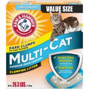 Arm & Hammer Multi Cat Xtra Strength Unscntd Clumping Litter