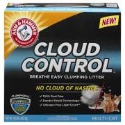 Arm & Hammer Cloud Control Clumping Cat Litter Multicat