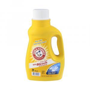 Arm & Hammer 2x Clean Burst W/bleach Liquid Detergent