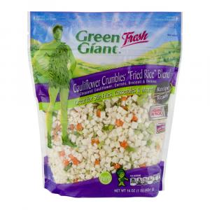Green Giant Cauliflower Crumbles Fried Rice Blend