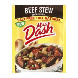 Mrs. Dash Beef Stew Seasoning