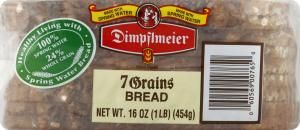 Dimpflmeier 7 Grains Rye