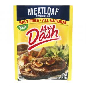 Mrs. Dash Meatloaf Seasoning