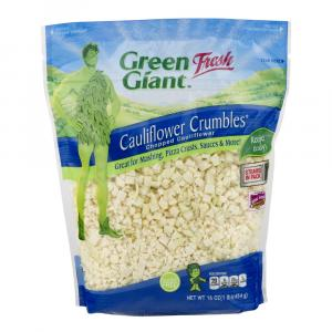 Cauliflower Crumbles