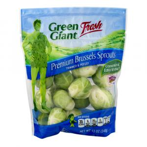 Green Giant Trimmed Brussels Sprouts