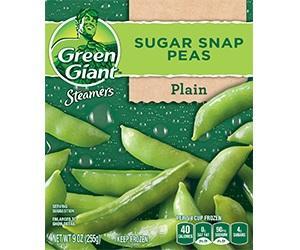 Green Giant Sugar Snap Peas