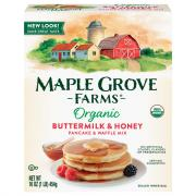 Up Country Organics Buttermilk Pancake Mix