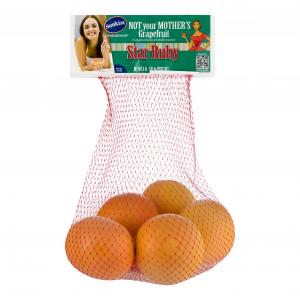 Grapefruit Bag