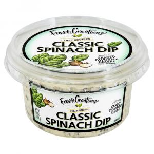 Fresh Creations Classic Spinach Dip