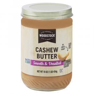 Woodstock Farms Cashew Butter
