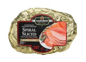 Carando Half Spiral Ham