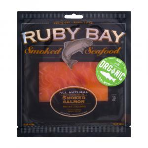 Ruby Bay Smoked Organic Salmon
