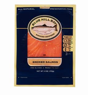 Blue Hill Bay Cracked Pepper Salmon Portion