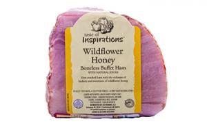 Taste of Inspirations Wildflower Honey Quarter Sliced Ham