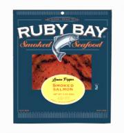 Ruby Bay Lemon Pepper Smoked Salmon