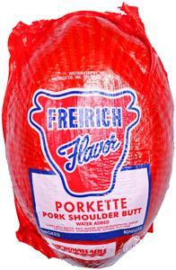 Freirich Smoked Pork Rolls