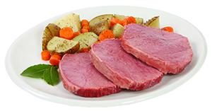 Corned Beef Eye Rounds