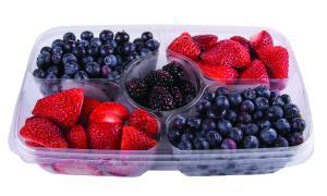 Cut Berry Platter