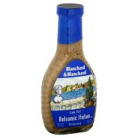 Blanchard & Blanchard Low Fat Italian Salad Dressing