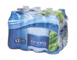 Nirvana Positively Pure Natural Spring Water