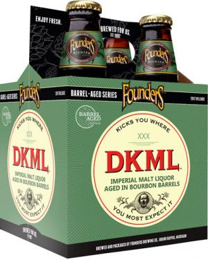 Founders DKML Imperial Malt Liquor