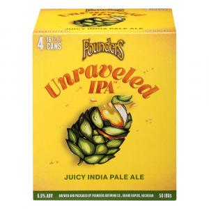 Founders Brewing Unraveled IPA