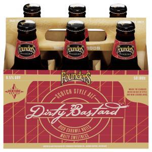 Founders Dirty Bastard Scotch Style Ale