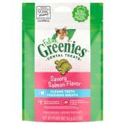 Greenies Feline Savory Salmon Flavor Dental Treats