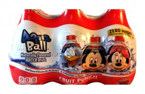 Aquaball Fruit Punch Flavored Water