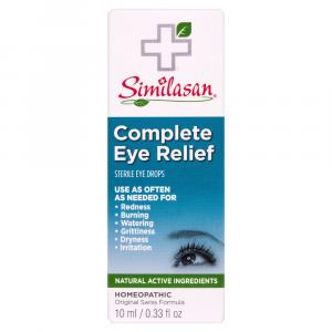 Similasan Complete Eye Relief Drops