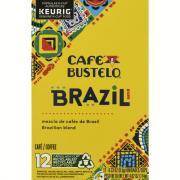 Cafe Bustelo Brazilian Blend Ground Coffee K-Cups