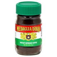 Medaglia D'oro Caffe Espresso Instant Coffee