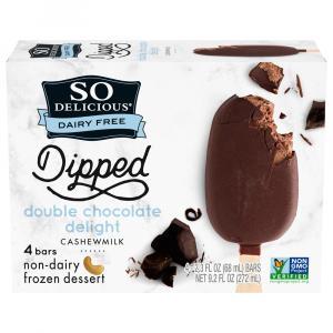 So Delicious Cashew Double Chocolate