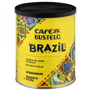 Cafe Bustelo Brazilian Blend Ground Coffee