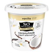 So Delicious Dairy Free Coconutmilk Vanilla
