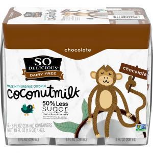 So Delicious Coconut Chocolate Milk