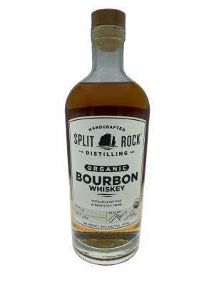 Split Rock Organic Bourbon Whiskey