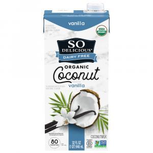 So Delicious Coconut Milk Vanilla