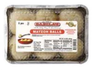 Gabila's Matzoh Balls