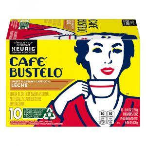 Cafe Bustelo Cafe con Leche K-Cup Pods