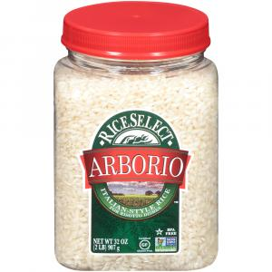 Rice Select Arborio Italian-Style Rice