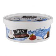 So Delicious Gluten Free Coco Whip Coconut Whipped Topping